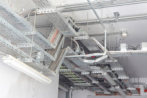Using Cable Trays Instead Of Conduit A Look At The Advantages